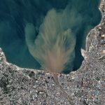 Palu Sebelum dan Sesudah Gempa dan Tsunami dilihat dari Satelit