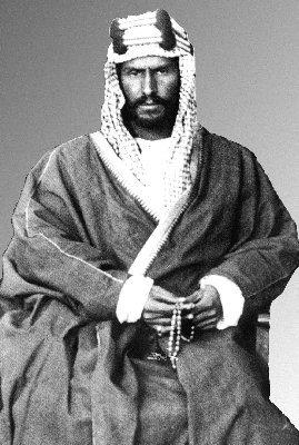 Abdulaziz bin Saud, pendiri Arab Saudi. Foto: riyadhvision
