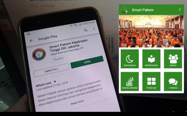 Pro-Kontra Peluncuran Aplikasi Pengawasan Aliran Kepercayaan Menyimpang