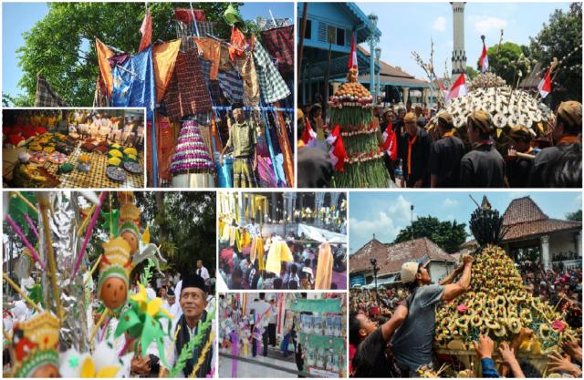 Ragam Perayaan Maulid Nabi Berbalut Tradisi