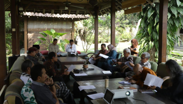 Sarasehan Agamawan-Budayawan Lahirkan 6 Poin Permufakatan Yogyakarta