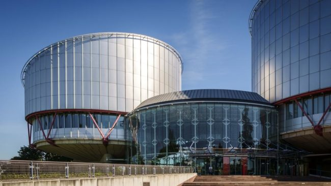 THe European Court of Human Rights in Strasbourg, France. Photo: The National