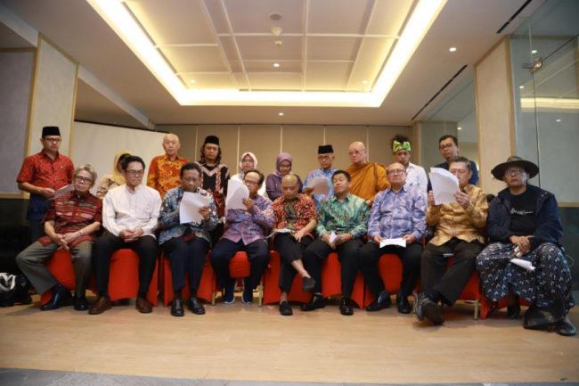 Dialog Lintas Iman Hasilkan Risalah Jakarta