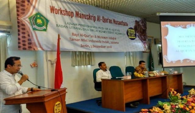 Langkah Kemenag Digitalisasi Ratusan Mushaf Kuno Nusantara