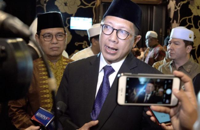 Menag, Dari Habaib, Lahir Guru dan Mubaligh Indonesia