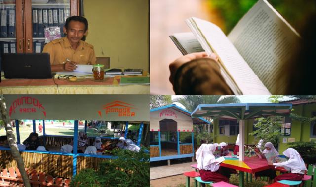 Safriansyah Pendiri Pondok Baca Madrasah