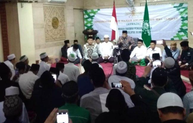 PBNU, Bencana di Indonesia Bukan Azab, Tapi Musibah