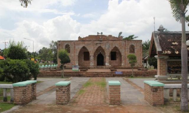 Ternyata Ada Masjid Gresik di Thailand Selatan