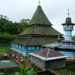 Unik, Ada Kolam di Tiap Masjid dan Surau Minangkabau