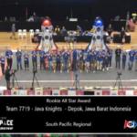Madrasah Technonatura Raih Prestasi Kompetisi Robotik Internasional