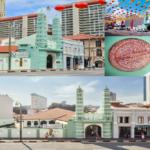Masjid Jamae Singapura: Saksi Sejarah di Tanah Sewa 999 Tahun Lamanya