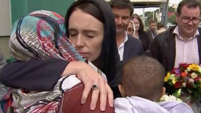 Muslim Selandia Baru Image: Islam Untuk Semua » Yasir Qadhi Berikan