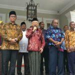 Ikuti Gus Dur, Ma'ruf Amin Ingin Bangun Rekonsiliasi Kultural di Papua