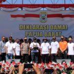Deklarasi Damai Masyarakat Manokwari Papua Barat