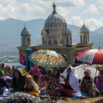 Warga Palu Gelar Tahlilan Setahun Pascabencana Gempa Bumi