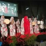 Grup Kasidah dan Paduan Suara Gereja Berkolaborasi di Papua Serukan Perdamaian