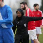 Jawahir Roble, Muslimah Pertama yang Menjadi Wasit Sepakbola di Inggris