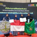 Inovasi Beras Ramah Diabetes Siswa MAN 1 Kudus Raih Kejuaraan di Thailand