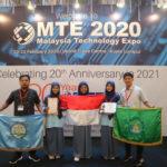 Inovasi Plastik Ramah Lingkungan MAN 1 Kudus Diganjar Medali Emas di Malaysia