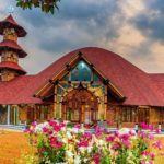 Saka Buana, Masjid yang Terbuat dari Bambu, Terbesar di Dunia
