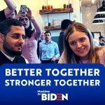 Janji Joe Biden untuk Muslim Amerika dan Dunia
