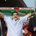Jejak Langkah Maradona Mendukung Perjuangan Palestina: Dalam Hati, Saya Adalah Orang Palestina