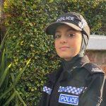 Inggris untuk Pertama Kalinya Mengujicobakan Jilbab untuk Kepolisian dengan Teknologi Khusus