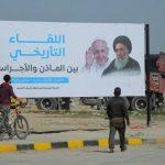 Paus Fransiskus Tiba di Baghdad, Dia Menjadi Paus Pertama yang Mendatangi Irak