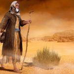 """Kisah – Ketika Musa """"Mengundang"""" Tuhan ke Rumahnya"""