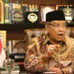 Kiai Said: Pejuang Muslim, Ya Pejuang Nasionalis. Pejuang Nasionalis, Ya Pejuang Muslim
