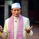 Imam Besar Masjid Istiqlal: Pasar Dibuka Lebih Dulu Karena di Masjid Tidak Ada Penjual Susu