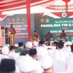 Panglima TNI Soroti Peran Strategis Ulama dan Umara di Masa Pandemi